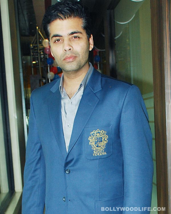 Will Karan Johar be able to act, direct, produce, judge and play daddy all at once?