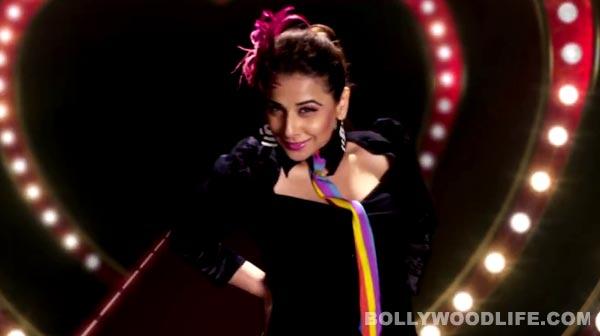 Ghanchakkar song Lazy lad: Fashionista Vidya Balan takes Emraan Hashmi's case!