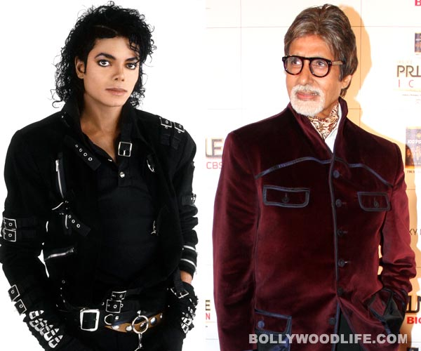 Michael Jackson knocked on Amitabh Bachchan's door - did you know that?