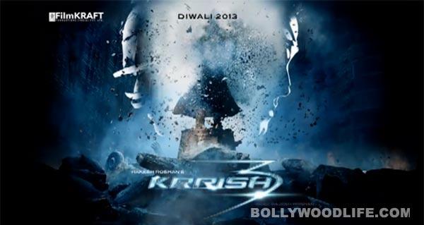 Krrish 3 first look: Hrithik Roshan unveils motion poster!