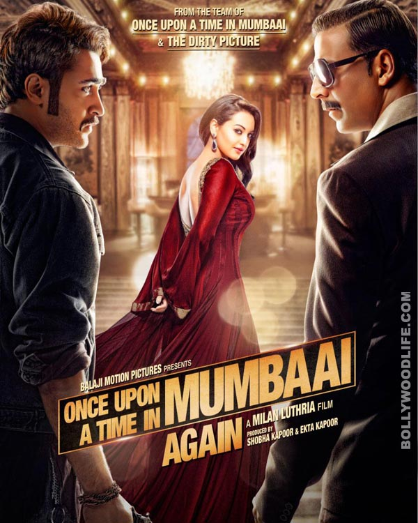 Akshay Kumar-Imran Khan-Sonakshi Sinha starrer Once Upon A Time In Mumbaai Again to release on August 15