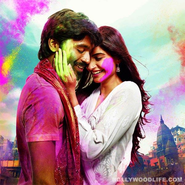 Raanjhanaa dialogue promos: Sonam Kapoor finally falls for Dhanush!