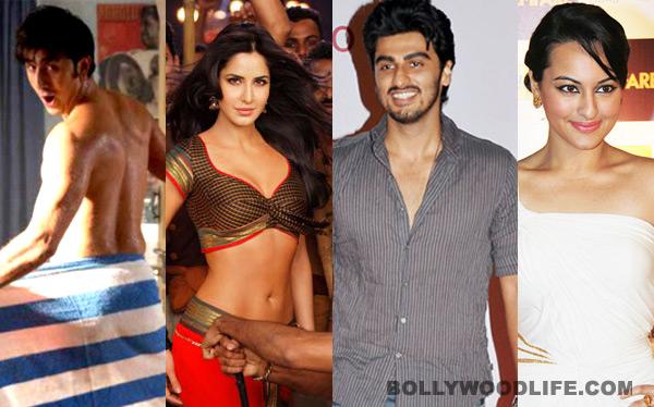 Ranbir Kapoor, Katrina Kaif, Arjun Kapoor, Sonakshi Sinha - Who should indulge in skin show?