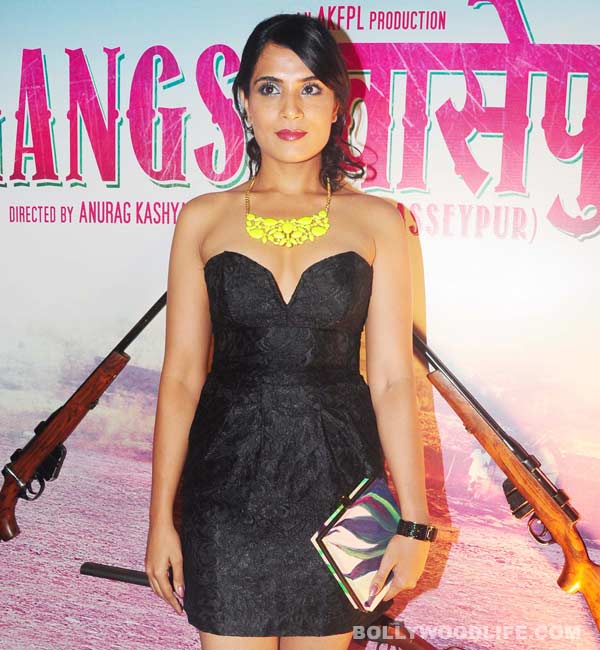 Richa Chadda: When will people who do conventional roles start acting?