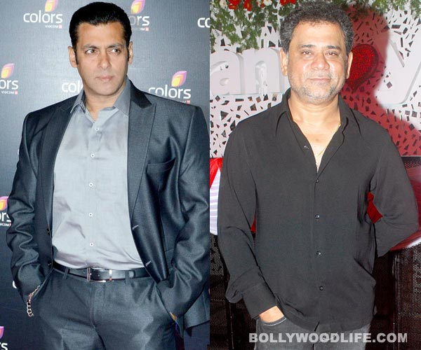 Salman Khan and Anees Bazmee patch up, thanks to Boney Kapoor!