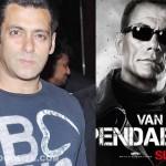 Jean-Claude Van Damme wants to act with Salman Khan