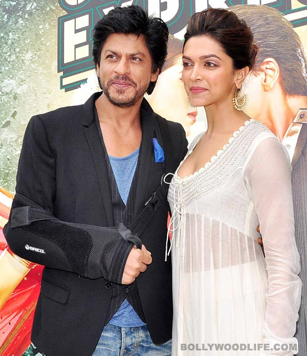 Deepika Padukone: My voice in Chennai Express is not dubbed!