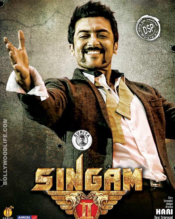 Ajay Devgn skips Singam 2 audio launch
