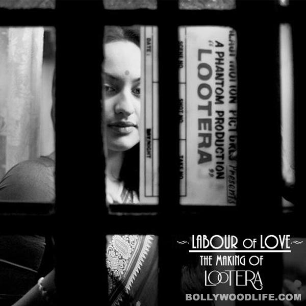 Sonakshi Sinha turns Pakhi for Lootera: Watch making