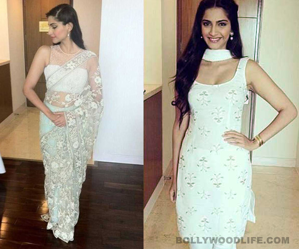 Sonam Kapoor goes super stylish for Raanjhanaa promotions: Which look is your favourite?