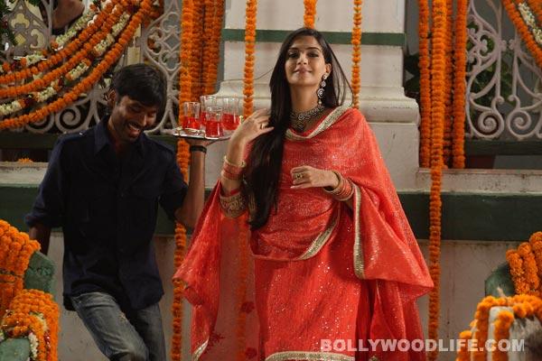 Sonam Kapoor wants to marry Dhanush's Raanjhanaa character in real life!