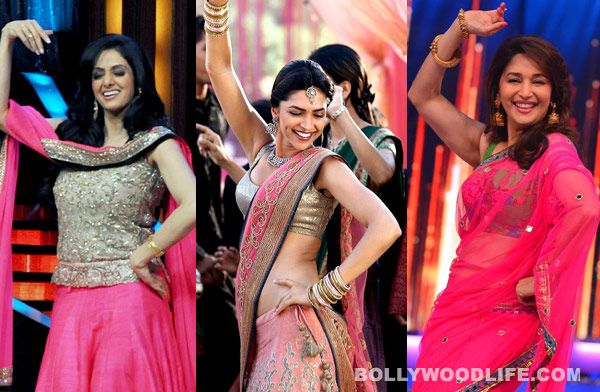 IIFA Awards 2013: Deepika Padukone, Madhuri Dixit-Nene and Sridevi to dazzle on stage!