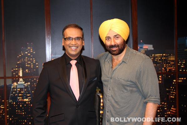 Sunny Deol reveals on ETC Bollywood Business why he must yell louder than ever!