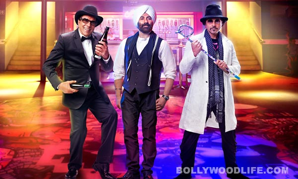 Dharmendra, Sunny Deol and Bobby Deol: The power-packed trio is all set to make audiences laugh with Yamla Pagla Deewana 2