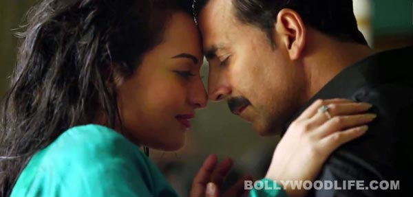 Once Upon A Time In Mumbaai Dobara song Yeh tune kya kiya: Akshay Kumar, Sonakshi Sinha and Imran Khan get soppy!