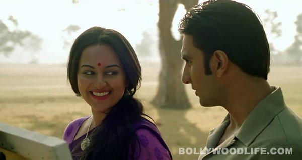 Lootera song Zinda: Ranveer Singh and Sonakshi Sinha move backwards