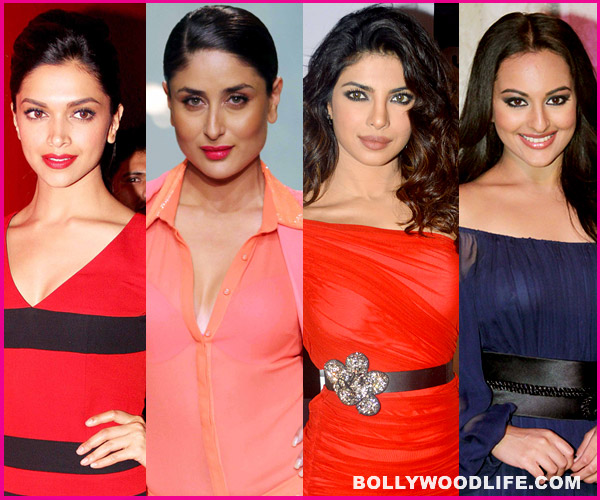 Deepika Padukone, Kareena Kapoor, Priyanka Chopra, Sonakshi Sinha - who is the queen of Rs 100 crore club?
