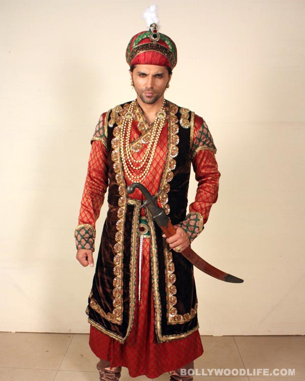 Chetan Hansraj on Jodha Akbar role: Women love bad boys!