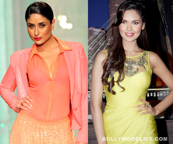 Kareena Kapoor recommends Esha Gupta for film opposite hubby Saif Ali Khan!