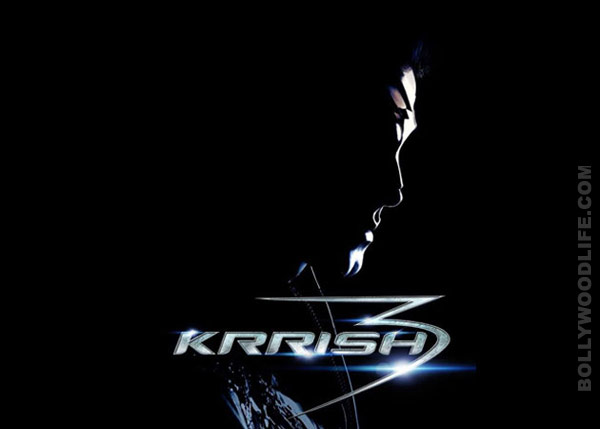 Krrish 3 teaser poster out: Hrithik Roshan to reveal first look on Facebook!