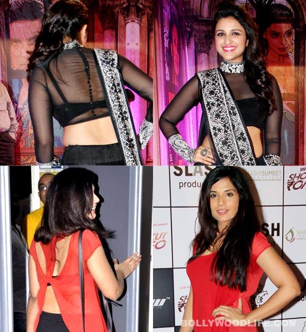 Should Richa Chadda and Parineeti Chopra have taken off that bra?