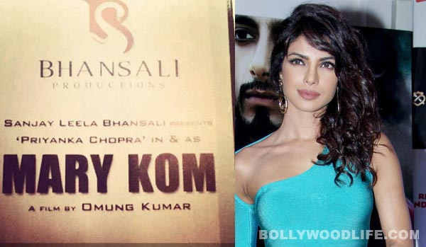 Priyanka Chopra resumes work; starts shooting for Sanjay Leela Bhansali's Mary Kom!
