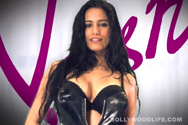 Tera Nasha song teaser: Poonam Pandey unzips to show off her lacy bra!