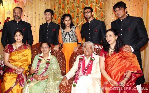 ajinkya dev family photos