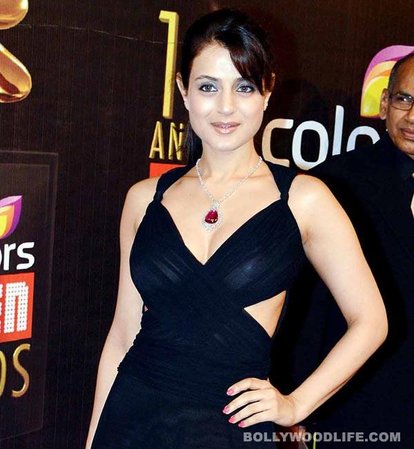Will Salman Khan help Ameesha Patel get into the Bigg Boss house?