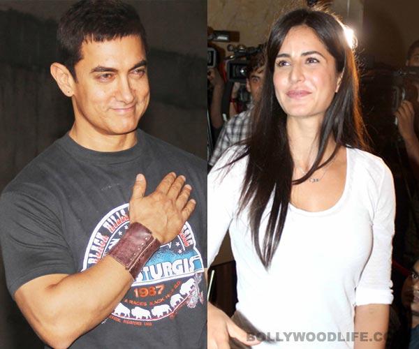Why is Aamir Khan so fond of Katrina Kaif?