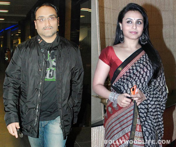 Rani Mukerji-Aditya Chopra: Marriage at last?