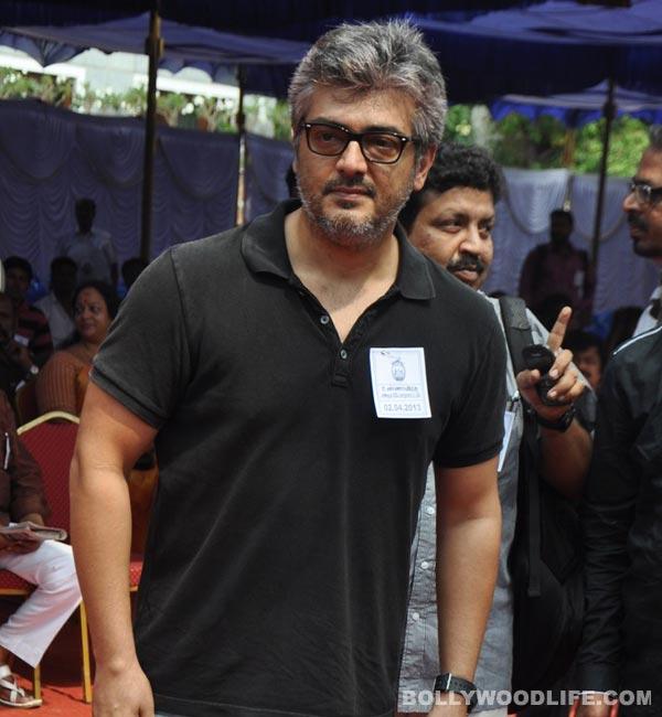 Ajith's new film named Arrambam