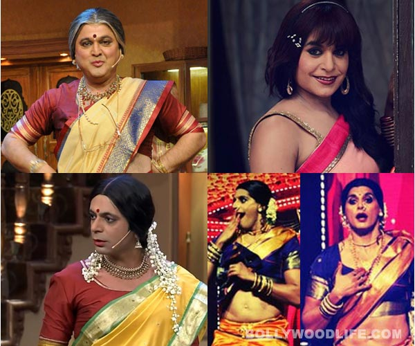 Gaurav Gera, Ali Asgar, Sunil Grover: Why are male TV actors playing female lead roles?