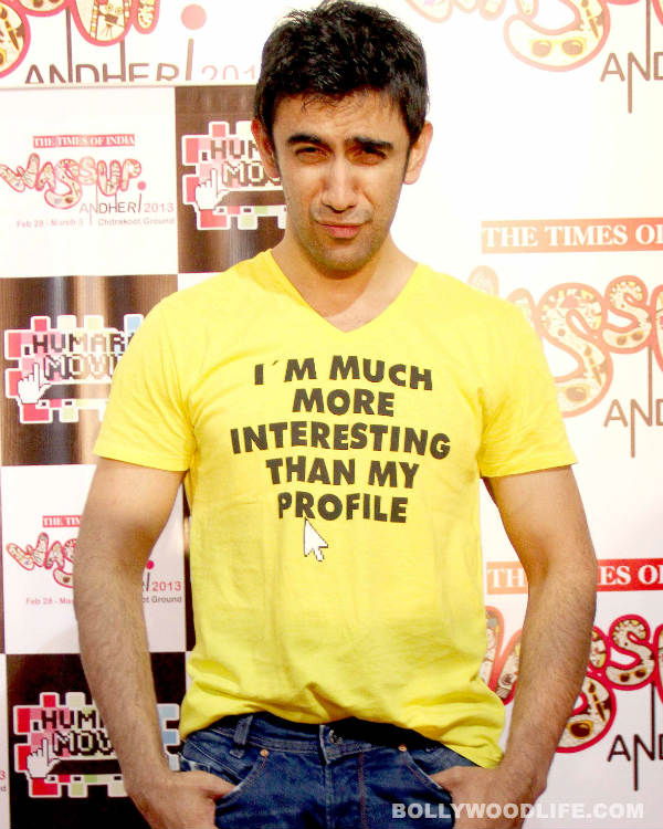 Amit Sadh signs a politcal thriller titled, 10 Janpath