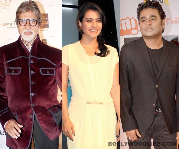 Amitabh Bachchan, Kajol, AR Rahman to do a show for flood-ravaged Uttarakhand: video!