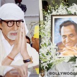 Amitabh Bachchan, Dilip Kumar, Jackie Shroff, Subhash Ghai at Pran's prayer meet: view pics