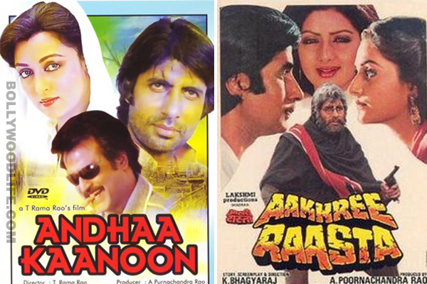 Amitabh Bachchan film remakes a hit trend in B-town!