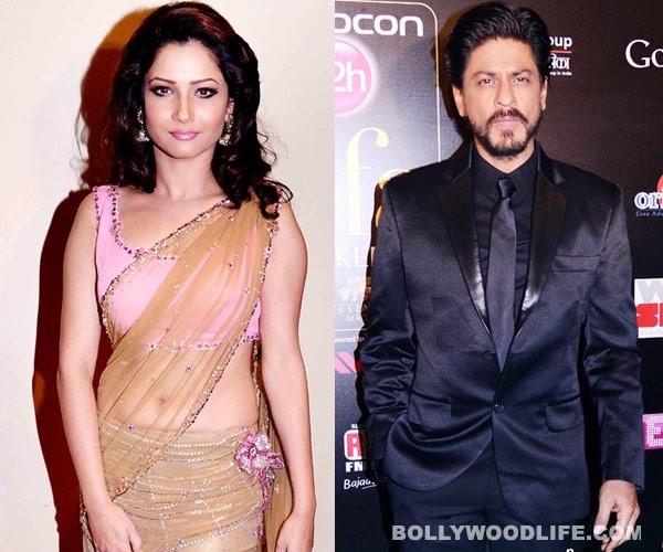 Will Pavitra Rishta's Ankita Lokhande be Shahrukh Khan's new heroine in Happy New Year?