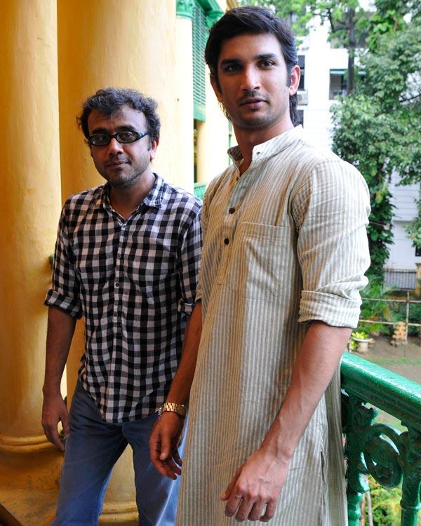 What is Sushant Singh Rajput doing in Kolkata?