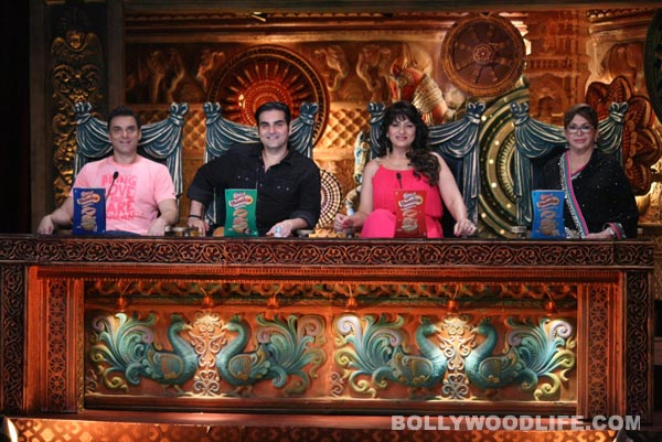 Comedy Circus Ke Mahabali: Helen to make first TV appearance with the Khans