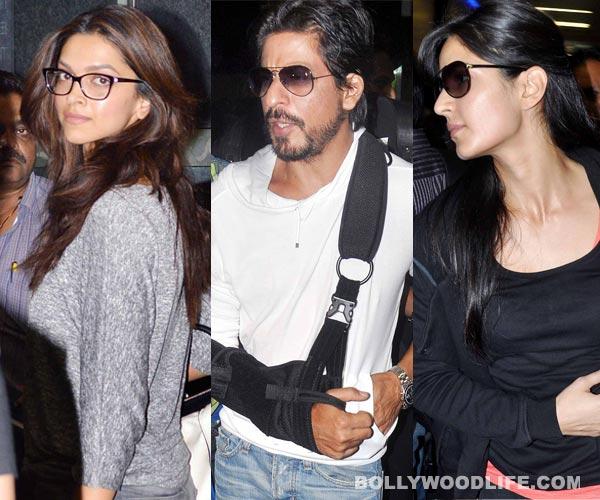 IIFA 2013: Shahrukh Khan, Deepika Padukone, Katrina Kaif head to Macau