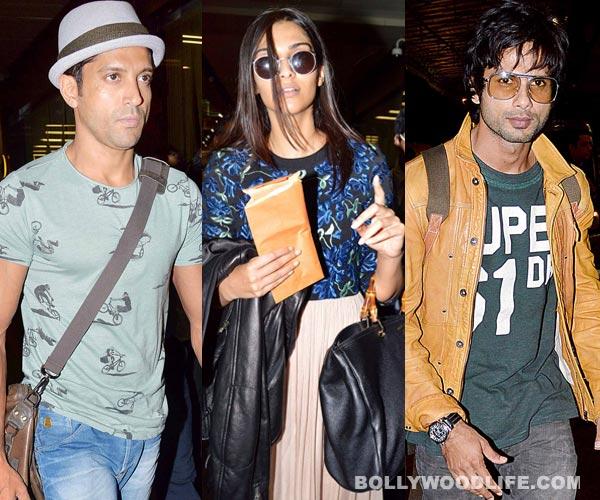 IIFA 2013: Sonam Kapoor, Shahid Kapoor, Farhan Akhtar, Abhishek Bachchan head to Macau
