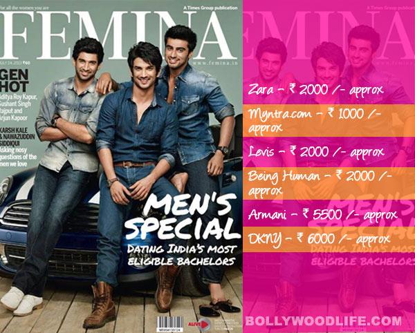 Want Aditya Roy Kapur, Sushant Singh Rajput and Arjun Kapoor's denim look?
