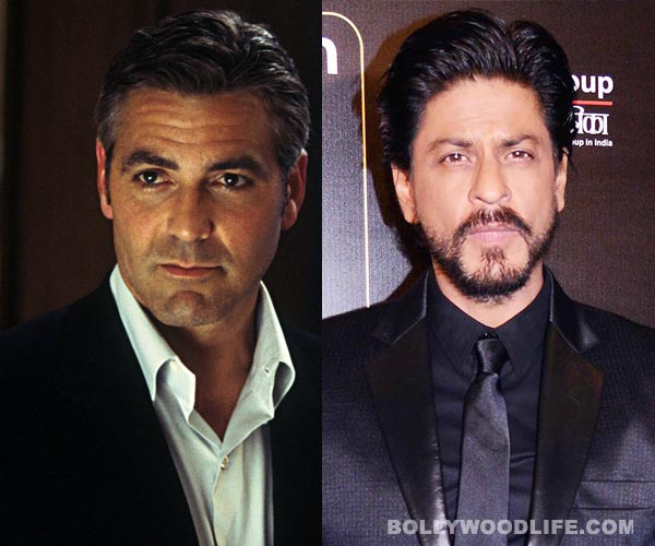 Will Shahrukh Khan do a George Clooney?