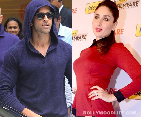 Will Hrithik Roshan and Kareena Kapoor create magic in Karan Johar's Shuddhi?