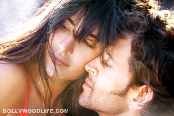 Bang Bang first look: Hrithik Roshan and Katrina Kaif look divine together!