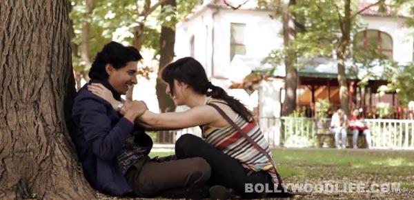 Prague song Kap kap: Chandan Roy Sanyal and Elena Kazan, the romantic partners in crime!
