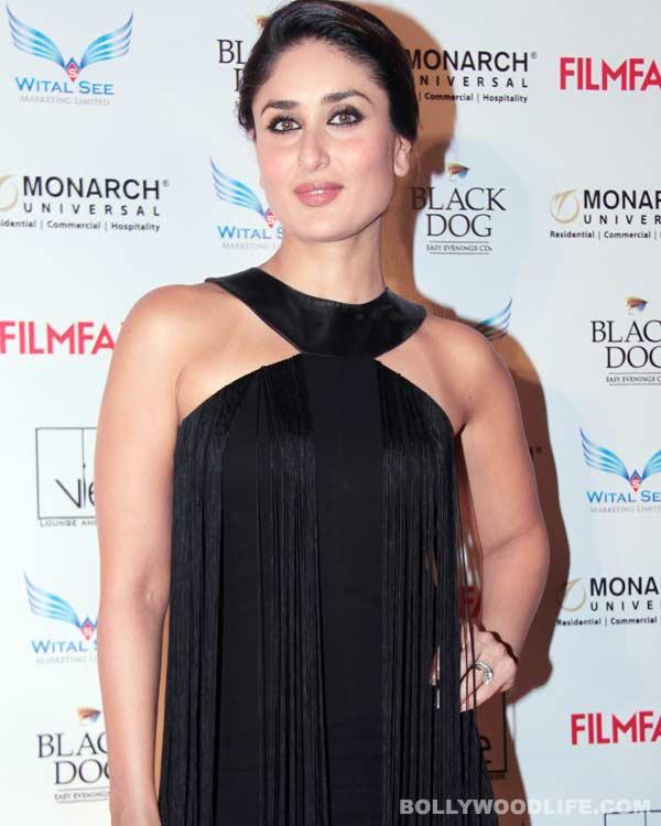 Kareena Kapoor: Saif can't be a vegetarian!