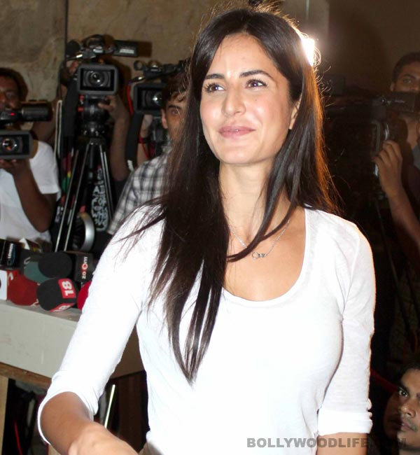 Why is Katrina Kaif happy with the leaked bikini pictures?