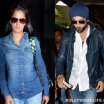 Ranbir Kapoor and Katrina Kaif return from their secret Spanish holiday!